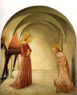 Fraangelicoannunciation